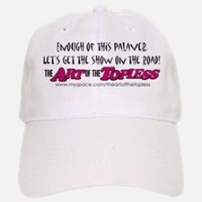The Art of the Topless Baseball Baseball Cap