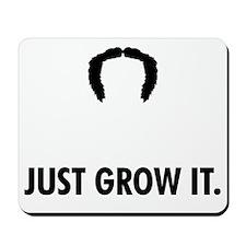 Mustache-039-A Mousepad