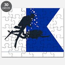 Dive Australia (white) Puzzle