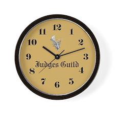 Judges Guild Wall Clock