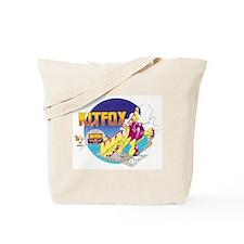 KIT FOX II Tote Bag
