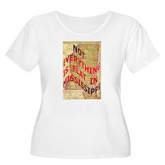 Flat Mississippi T-Shirt