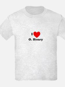 I Love O. Henry T-Shirt