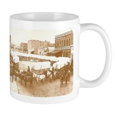 Wagons West Old Wild West Coffee Mug
