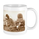Old Wild West Oregon Trail Collectible Coffee Mug