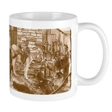 Old Wild West Hunters & Trappers Coffee Mug