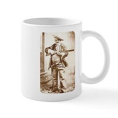 Old Wild West Wannabe Gun Slinger Coffee Mug