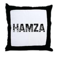 Hamza Throw Pillow