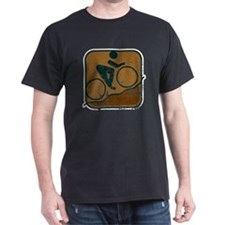 Mountainbike (used) T-Shirt