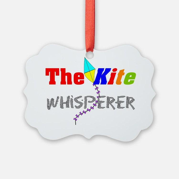 The kite whisperer 2 Ornament