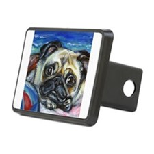 Pug Smile Hitch Cover