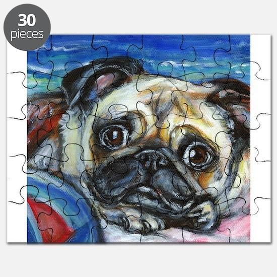 Pug Smile Puzzle