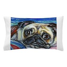Pug Smile Pillow Case