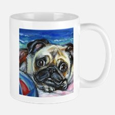 Pug Smile Mugs