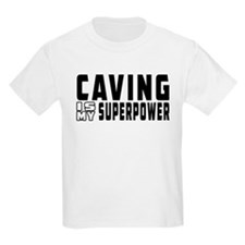 Caving Is My Superpower T-Shirt