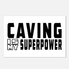 Caving Is My Superpower Postcards (Package of 8)