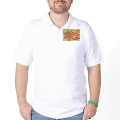 Flat Washington Golf Shirt