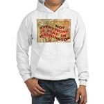 Flat Washington Hooded Sweatshirt