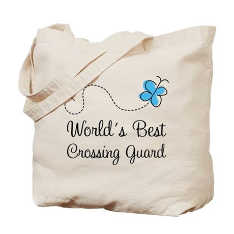 Crossing Guard (World's Best) Tote Bag