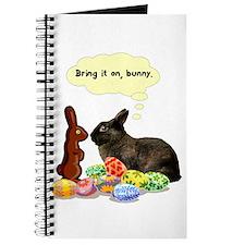 Easter Bunny Attitude Journal