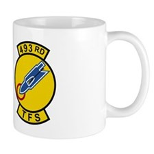 493rd TFS Roosters Mug