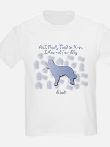 Learned Mudi T-Shirt