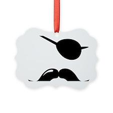 Mustache-081-A Ornament
