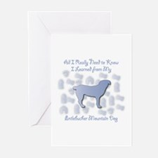 Learned Entlebucher Greeting Cards (Pk of 10)