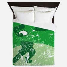 Rugby (used) Queen Duvet