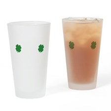 irishSpankMe1B Drinking Glass