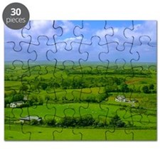 Ireland Green Pastures Photo Puzzle
