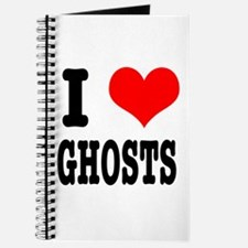 I Heart (Love) Ghosts Journal