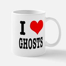 I Heart (Love) Ghosts Mug