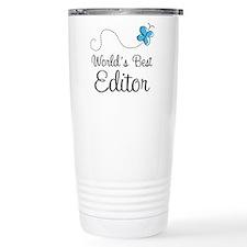 Editor (World's Best) Travel Mug