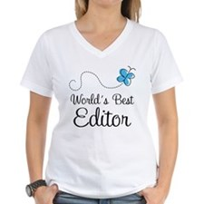 Editor (World's Best) Shirt