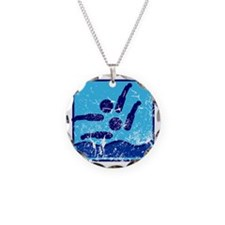 Synchronschwimmen (used) Necklace