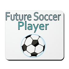 Future Soccer Player Mousepad