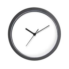 Whats SUP Wall Clock