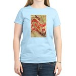 Flat California Women's Light T-Shirt