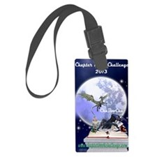 Chapter Book Challenge 2013 Luggage Tag