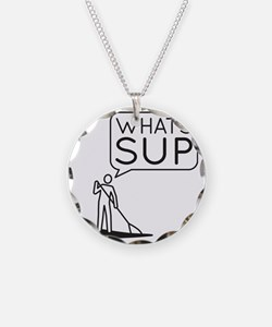 Whats SUP Necklace