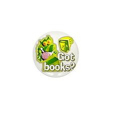 Reading Dragon BL Mini Button