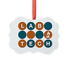 Lab Tech Ornament