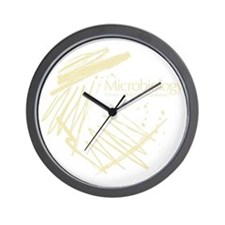 Microbiology Wall Clock