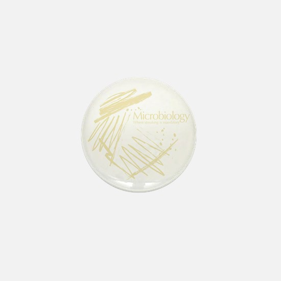 Microbiology Mini Button