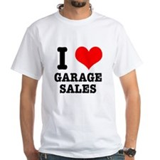 I Heart (Love) Garage Sales Shirt