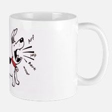 Lil Yappers Stencil Retangle Mug