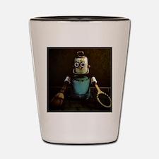Robot Shot Glass