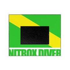Nitrox Diver Picture Frame