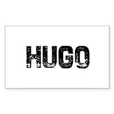 Hugo Rectangle Decal